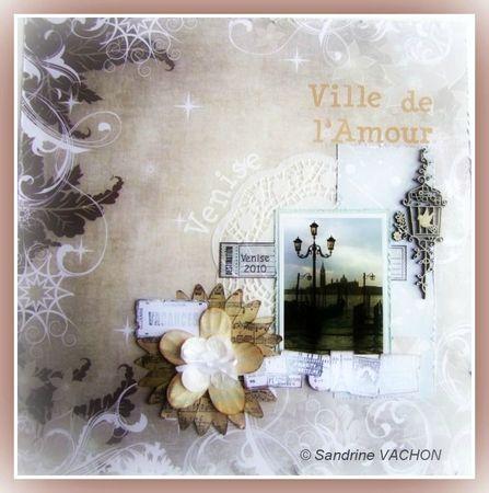 page toga VENISE, VILLE DE L'AMOUR 6