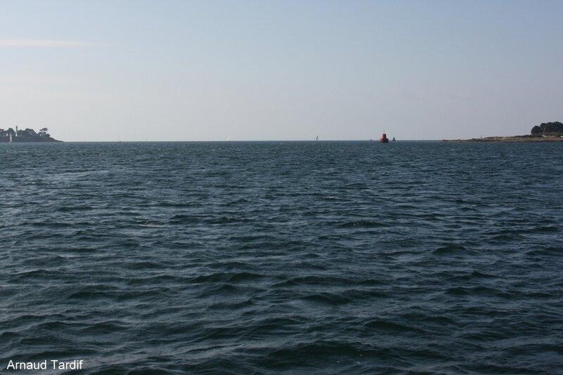 001130 Larmor-Baden - L'Embouchure du Golfe du Morbihan