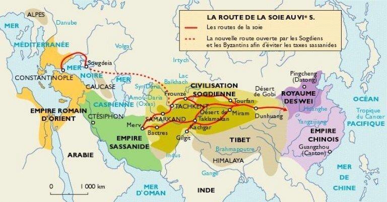 Route de la soie