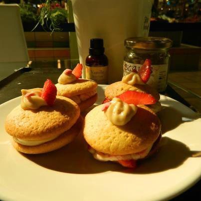 whoopies fraise FBPA