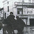 Allée Paulmy ancien cinéma Vauban à Bayonne 1943