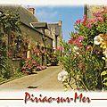 Echange cartes postales de l'été