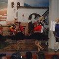 spectacle au resto la cusqueñita a Cusco