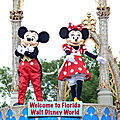 [carnet de voyage] welcome to florida - walt disney world