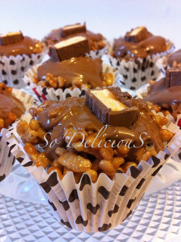 Cupcake au Mars