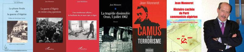 Jean Monneret, galerie