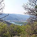 [drôme] dominer la vallée du rhône depuis le belvédère de pierre-aiguille