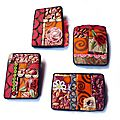 broches mosaique gypsy
