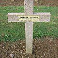 Soldat Jean-Baptiste MERCIER