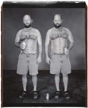 Pete and Art Beardsley, 44 ans