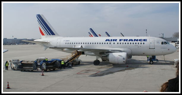 Roissy Air France