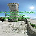 Projets d'éclairage des côtes françaises, theodore phelippot - tour des baleines ile de ré, phare de chassiron de l'ile d'oléron