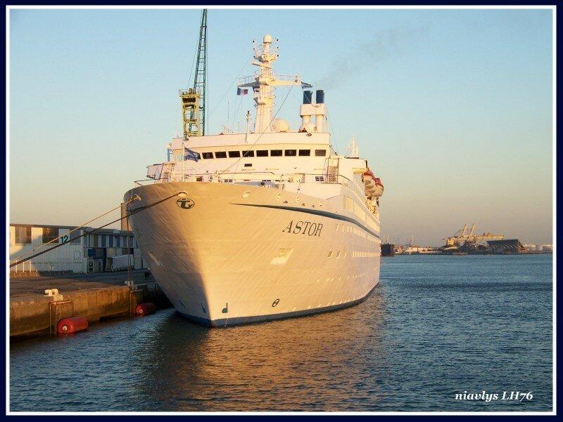 L'Astor au Havre