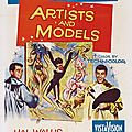 Artists and models, frank tashlin 1955