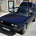 Volkswagen caddy pickup 1980-1994
