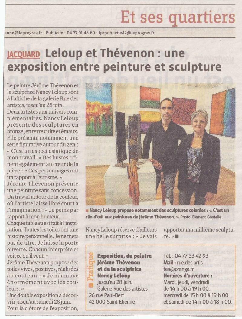 article thevenon leloup