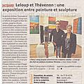 article thevenon leloup
