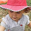 Mon petit chapeau rouge....
