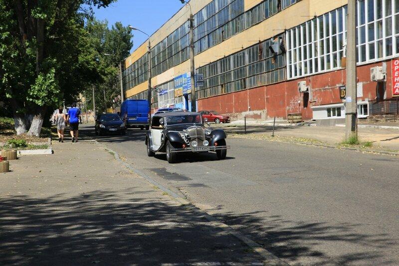 Dniepr, un fleuve, une moto