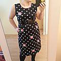 First dress...
