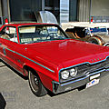 Dodge polara hardtop coupe-1966
