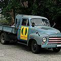 Opel blitz, 1955
