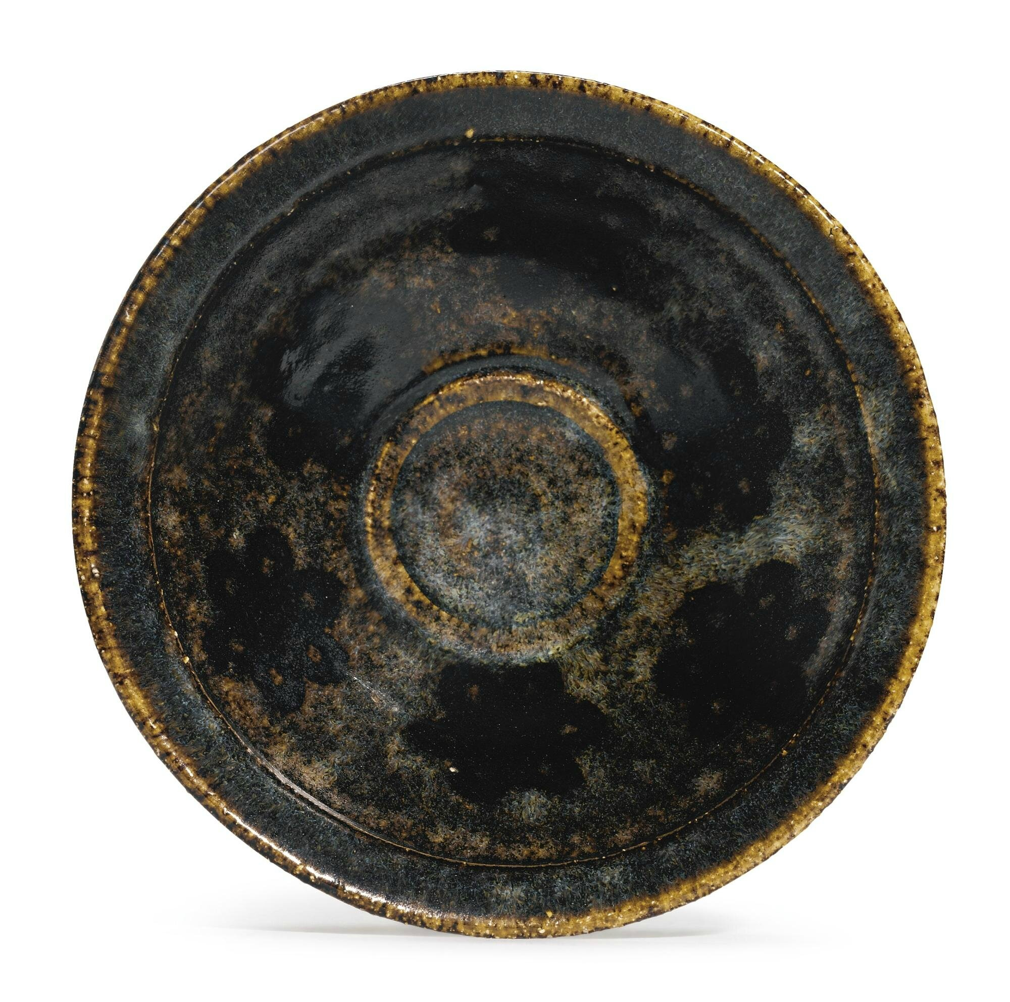 A 'Jizhou' 'Papercut' 'Prunus' Bowl, Southern Song Dynasty