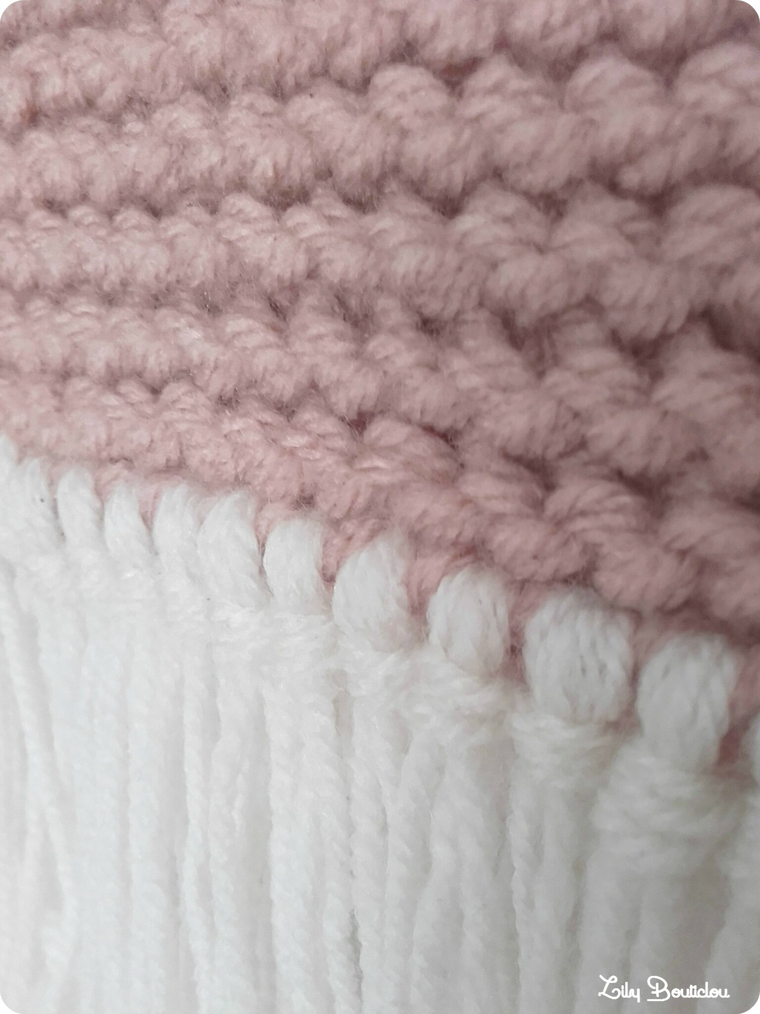 bannière tricot tricotin nuage bois flotté lilybouticlou