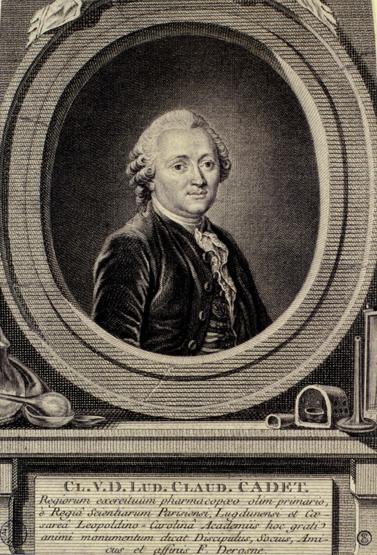 Louis Claude Cadet de Gassicourt