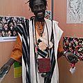Momar gaye, le conteur qui fait vivre l'afrique au festival du livre de mouans sartoux