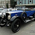 Vauxhall 23/60 type od kington tourer-1923