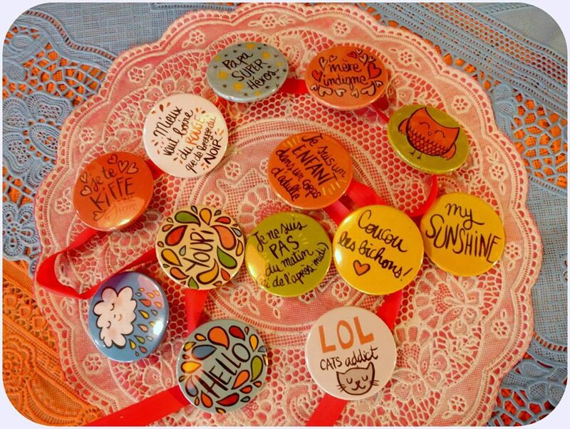 badges Mathou