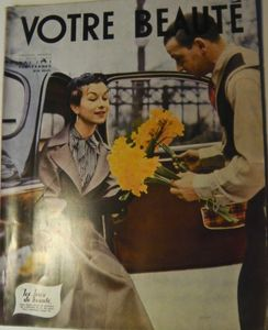 vieux magazine