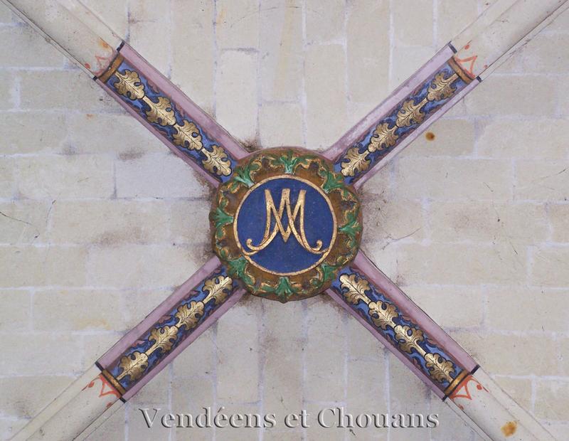 La Chapelle des Martyrs - Saint-Laurent-des-Autels 4