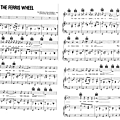 The ferris wheel - everly brothers (partitiob - sheet music)