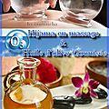 Hijama en massage avec de l'huile ozonisée