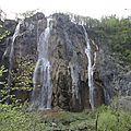 Plitvice, Dalmatie