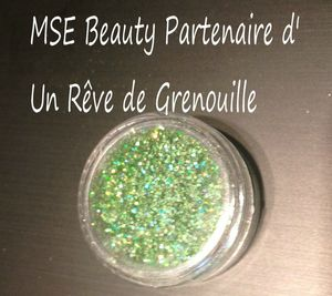 Paillettes Verts Hollo