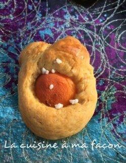 brioche abricot 2