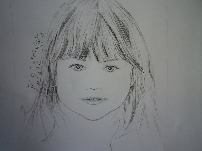 Portrait Kristina