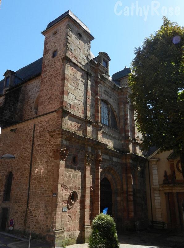 && chapelle du collège des Jésuites
