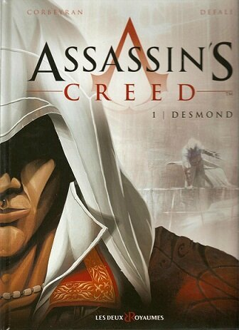 Assassin's Creed, tome 1 : Desmond