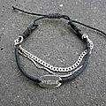 Bracelet mystique. du maitre occulte et roi du culte sofon benin