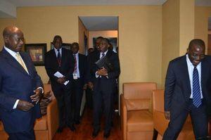 Kabila au sommet de la CIRGL