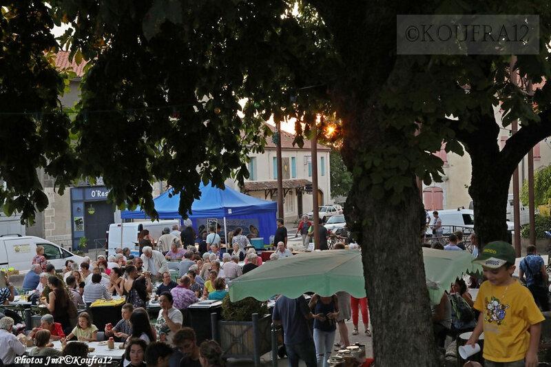 Photos JMP©Koufra 12 - Le Caylar - Marché de Pays - Patachon - 28082019 - 0037
