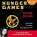 Hunger games, tome 1, de suzanne collins (audio)