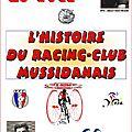 Mussidan : histoire de son cyclisme (42° partie) 1997