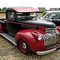 Chevrolet ak series pickup-1941
