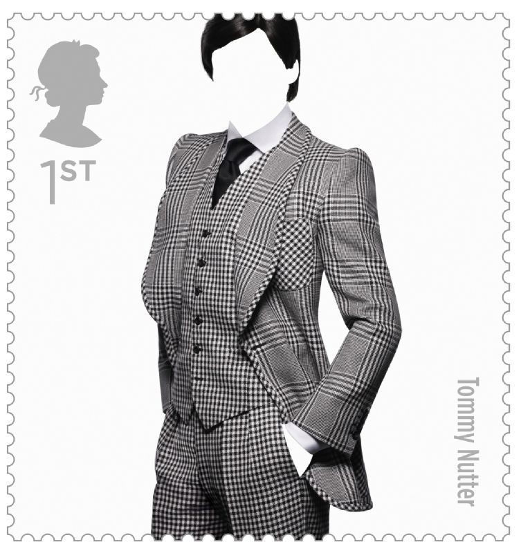 Fashion Stamps Tommy Nutter