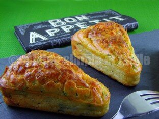mini cake courgettes saumon 08
